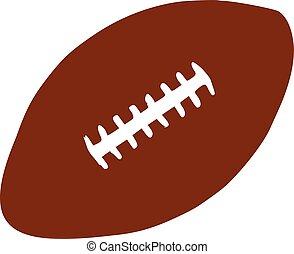 football américain, icône