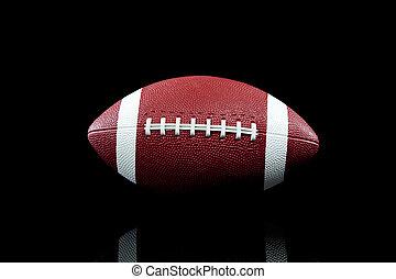 football américain, noir