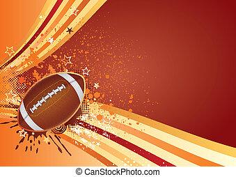 football americano, sport