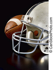 football americano, time.
