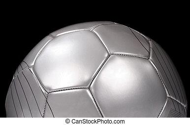 football, argent
