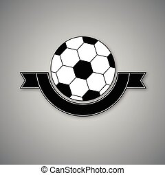 football banner vector