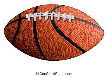 Football-Basketball
