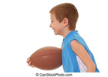 Football Boy 10