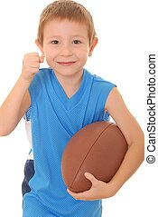 Football Boy 7