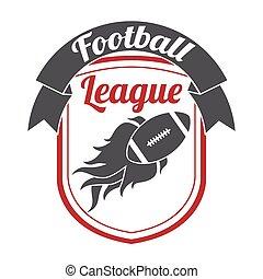 football, championnat, conception