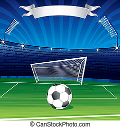 Football Champions League Poster