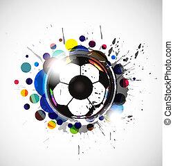 football, colorito