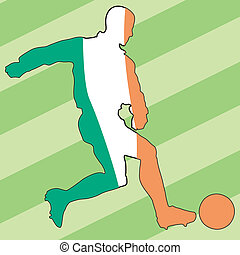 football colors of Ireland