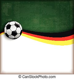 Football Cover Germany