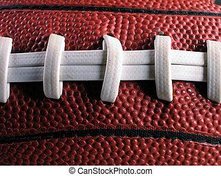 football, dentelles