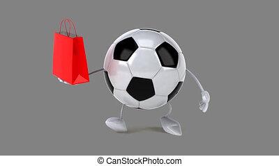 Football - Digital animation