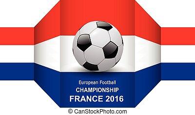 football european championship 3D b