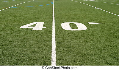 Football Field Forty