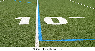 Football Field Ten