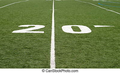 Football Field Twenty