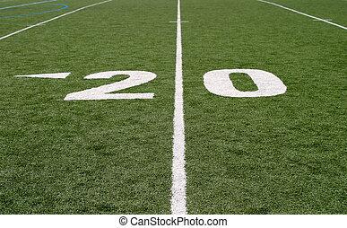Football Field Twenty