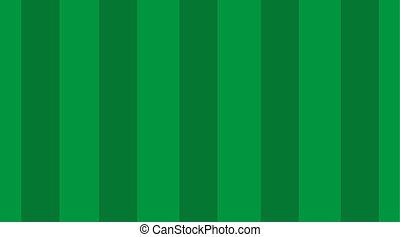 football football, champ, vecteur, arrière-plan vert, herbe