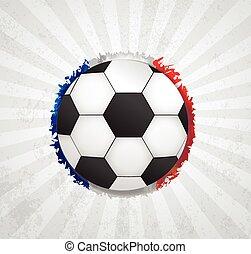 football, france, euro, 2016