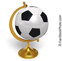 Football globe