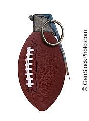 football, granata