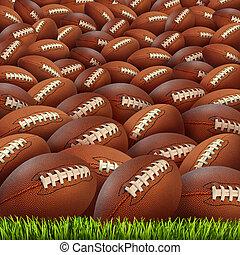 football, gruppo