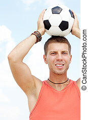 football, homme