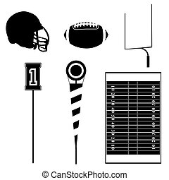 football, icone