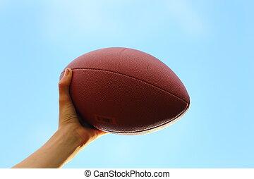 Football in Air