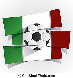 football, italia, équipe
