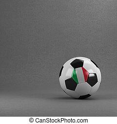football, Italie, balle