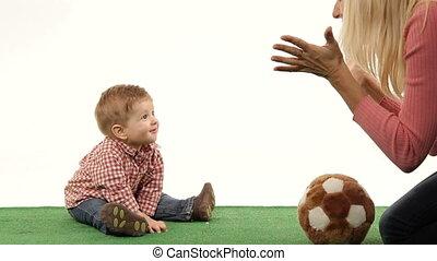 football, jouer