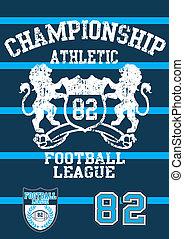 Football league 82.