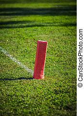 football marker