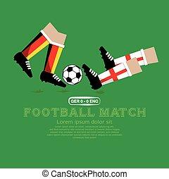 Football Match.