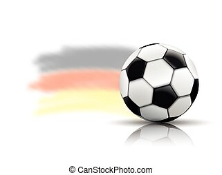 Football Mirror Germany Background