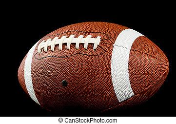 football, nero