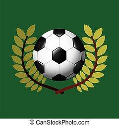 football olympic games emblem