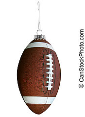football, ornamento