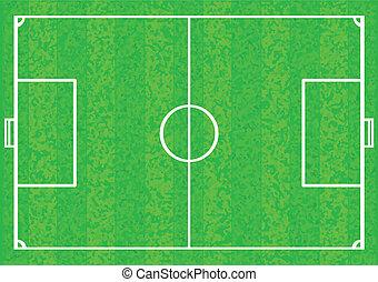 Football Pitch Vector Clipart Illustrations 3 273 Football