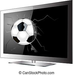 football, plasma