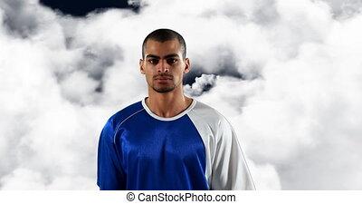 Football player 4k