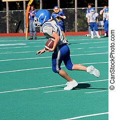 Football Player Running 2