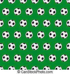 Football seamless background