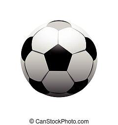 football / soccer ball classic