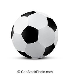 Football - Soccer Ball Vector Illustration