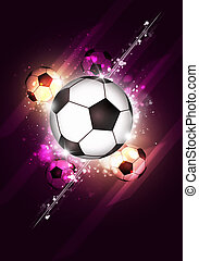 Football Sport Background