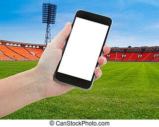 football sport background