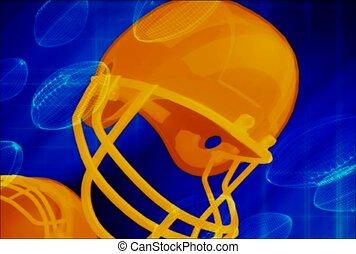 football, sport, game