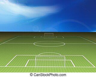football, stade